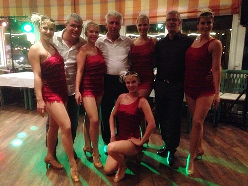 Jürgen Rauchhaus GmbH Magic Dancer Showballett