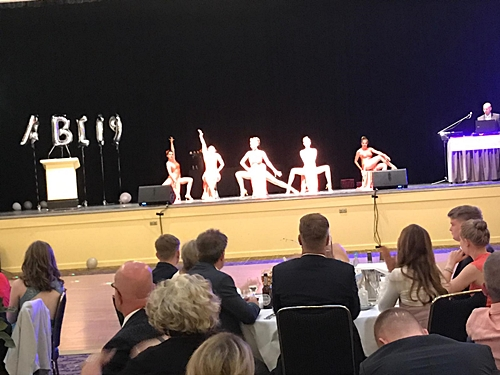 Abiball 2019 OSZ I Magic Dancer Showballett