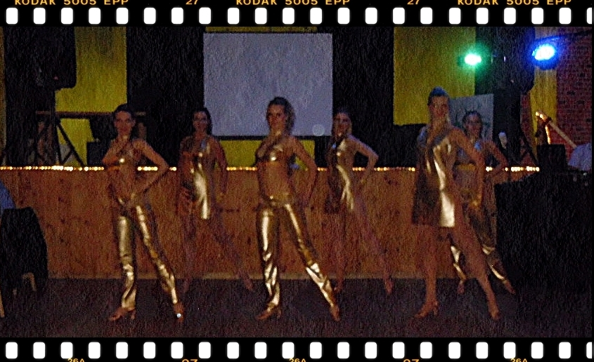 Blankenburg Magic Dancer Showballett Tanzshow Kleingartenanlage