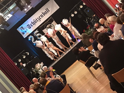 Orangerie Oranienburg Magic Dancer Showballett
