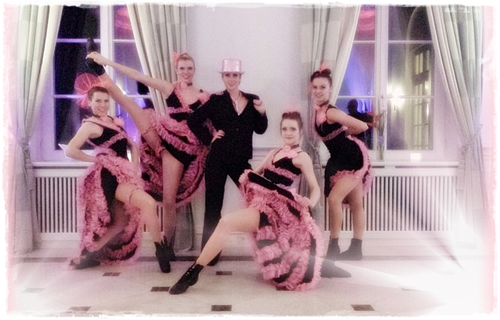 Grand Hotel Heiligendamm Kempinski Tanzshow Showballett Silvester
