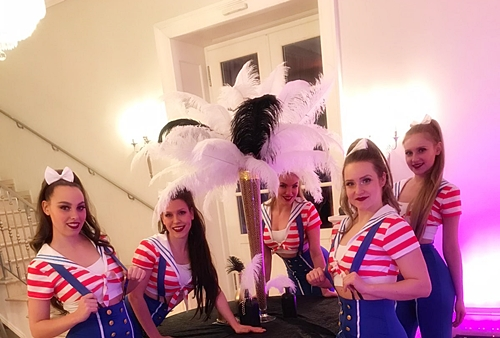 Silvester 2019 Magic Dancer Grandhotel Heiligendamm
