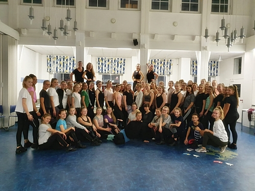 Binz 2019 Trainingslager Magic Dancer