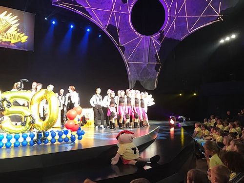 Friedrichstadtpalast Magic Dancer Kinder- und Jugendballett 2017