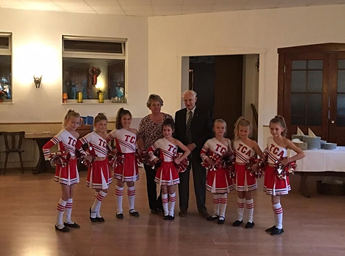 Lindenhof Bernau Geburtstagsfeier Magic Dancer Kids