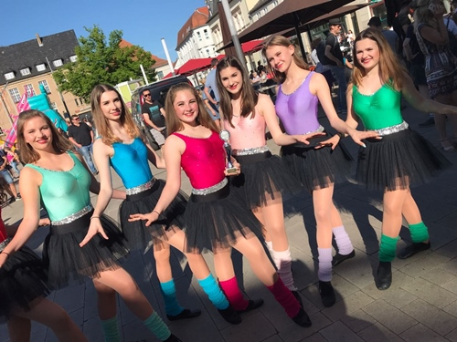 Tanzschule Magic Dancer Eberswalde Jugendfestival