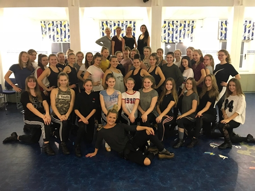 Magic Dancer Tanzschule Trainingslager 2018