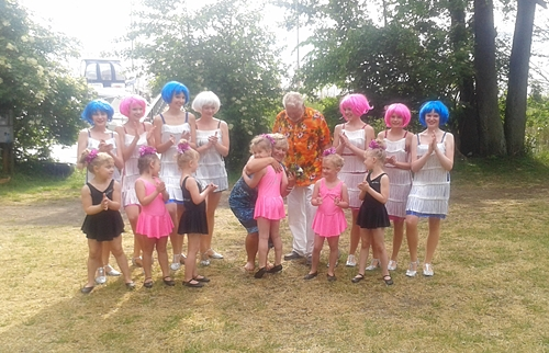 Magic Dancer Kindertanzgruppen Ballett Showtanz Werbellinsee Hochzeit Event